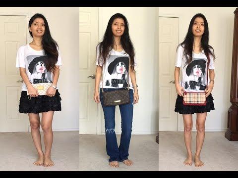 69fb8464bcc1 Crossbody Style - Louis Vuitton Eva   Louis Vuitton Favorite   Burberry  Haymarket Check