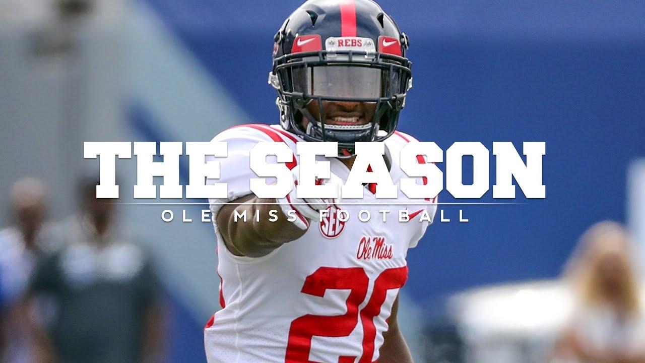 official photos 6e0ef 324e3 The Season: Ole Miss Football - Memphis (2019) - YouTube
