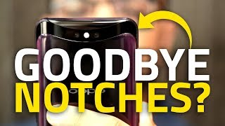 Oppo Find X First Look   Hidden Camera Mechanism, Snapdragon 845, and More