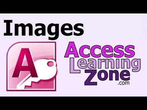 Display Images in Microsoft Access Forms and Reports