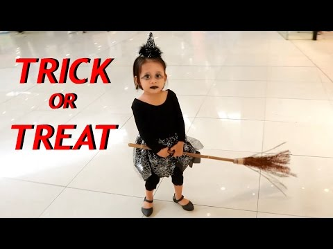 Halloween Trick Or Treat - Witch Baby Donna The Explorer