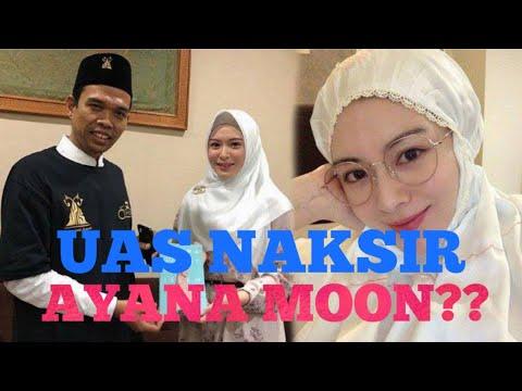Blak-blakan UAS Ungkap Hubungan dengan Ayana Moon - YouTube
