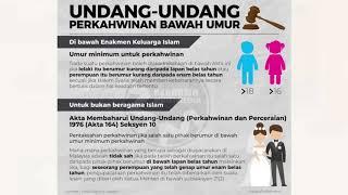 Perkahwinan Bawah Umur di Malaysia - PB20603