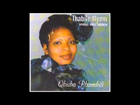 Thabile Myeni - Here Am I