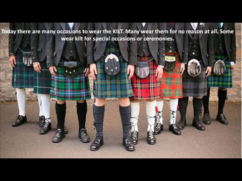 SCOTLAND AND ITS TRADITIONS