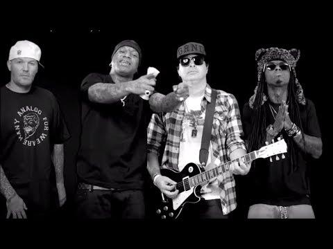 Смотреть клип Kevin Rudolf Ft. Lil Wayne, Birdman And Fred Durst - Champions