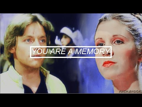 » Luke & Leia | You Are A Memory
