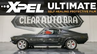 1967 Ford Mustang GT500SC Full XPEL Wrap