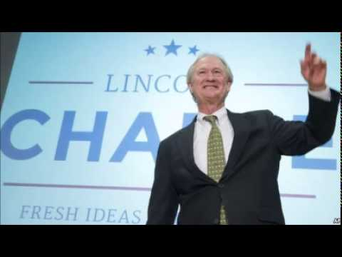 Chafee Joins Race for Democrats' Presidential Nod