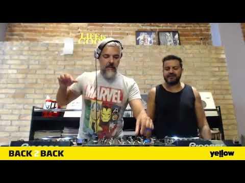 Rogerio Animal B2B Edson B I Yellow DJ School Curitiba I 09.02