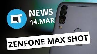 Por que o Facebook saiu do ar?; Zenfone Max Shot e Max Plus M2 e + [CT News]