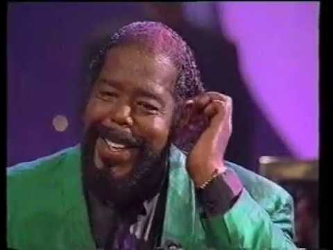 You See The Trouble With Me  Barry White Don't Forget Your Toothbrush 1994