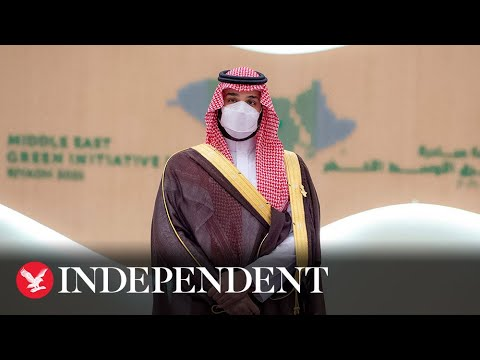 Watch in full: World leaders attend the Middle East Green Initiative in Riyadh
