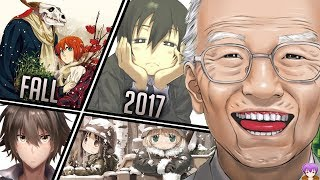 What Chibi Will Watch For Fall 2017 of Anime