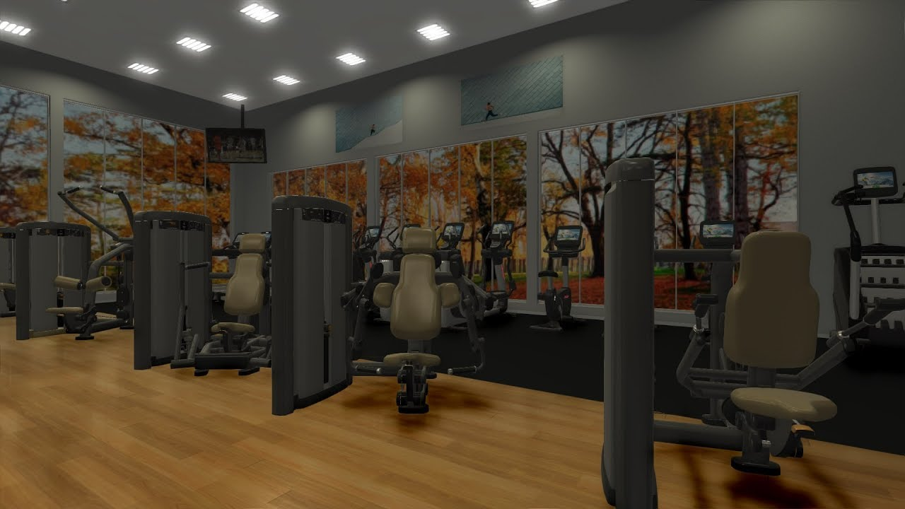 Ecdesign gym design and fitness floor plan software youtube