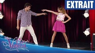 """Violetta saison 2 - """"Destinada a brillar"""" (danse, épisode 70) - Exclusivité Disney Channel"""