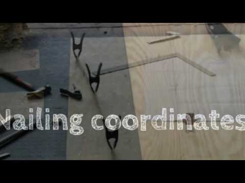 Building Selway Fisher's Outboard Motor Canoe; Stitch And Glue Boat Building Method