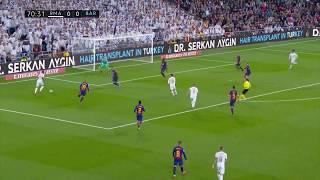 Real Madrid - Barselona 2:0   Pregled Meča   SPORT KLUB FUDBAL
