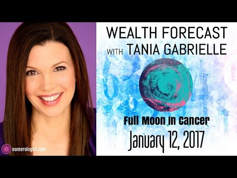 Your Cancer Full Moon Wealth Forecast (Jan 12,...