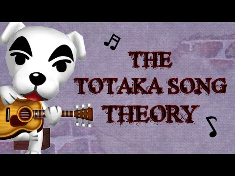 The Totaka Song Theory