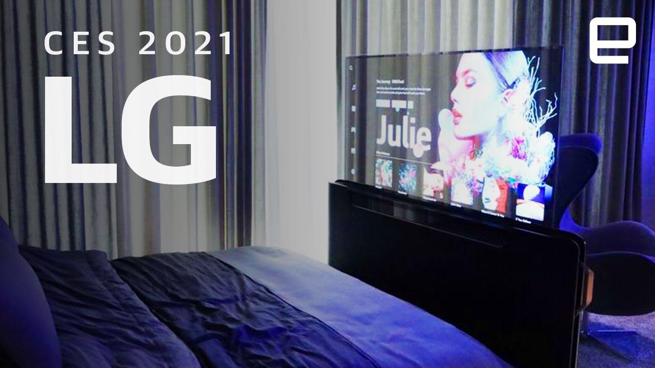 LG at CES 2021