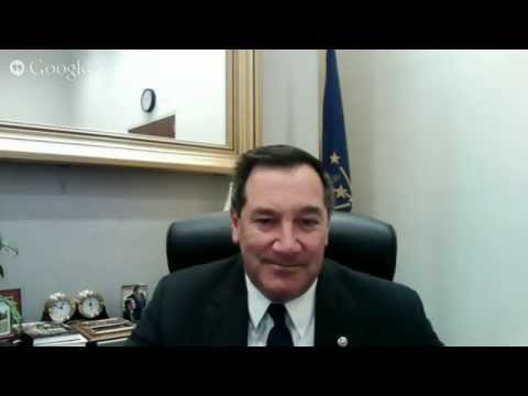 Catching Up With Senator Joe Donnelly '77, J.D. '81