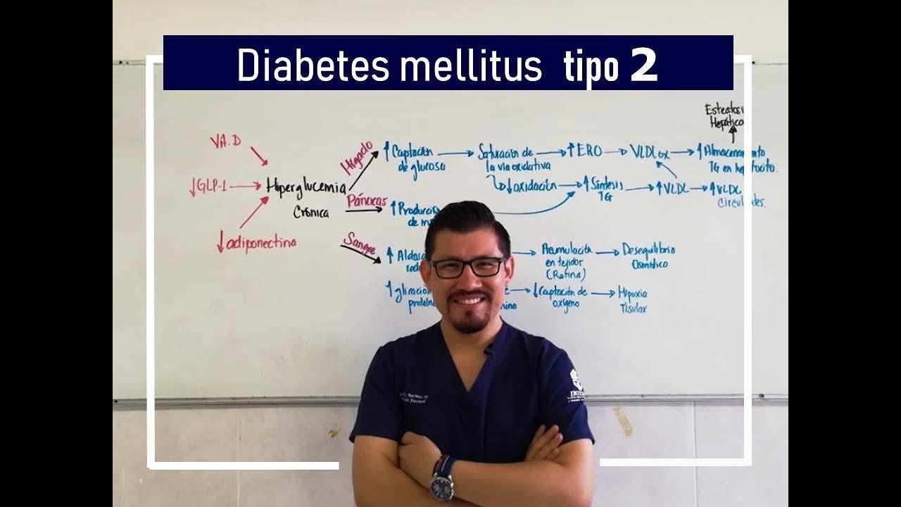 hiperglucemia y diabetes mellitus