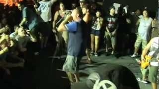 TERROR - BETRAYER (LIVE AT THIS IS HARDCORE 2011)