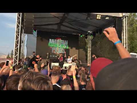 VIKTOR SHEEN X CALIN X HASAN X NIK TENDO - AŽ NA MĚSÍC LIVE [Milion+ Festival Vol. 3]