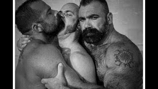Besame - Bears Osos Leather Mens - Gay ....