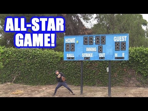 MOST EPIC ALL-STAR GAME EVER! | On-Season Softball Series