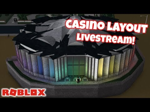 Roblox // Welcome to Bloxburg // working on prime's casino !!!