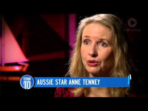 Aussie Star Anne Tenney