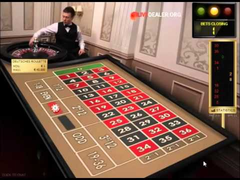 Deutsch Live Roulette