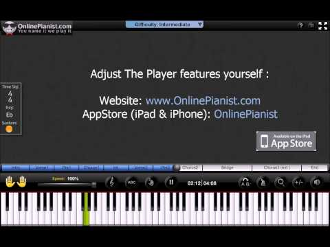 Jason Chen - Best Friend - Piano Tutorial Full Song