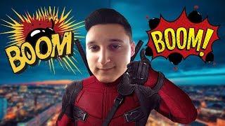 Boom! Boom! BOOM! | ROBLOX