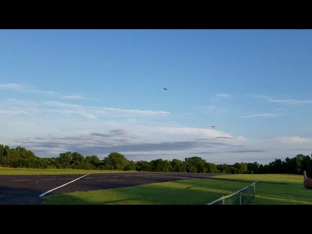 3 BAE Hawks at Hawks Field
