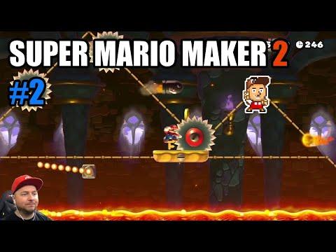 Super Mario Maker 2: много уровней от подписчиков (#2)