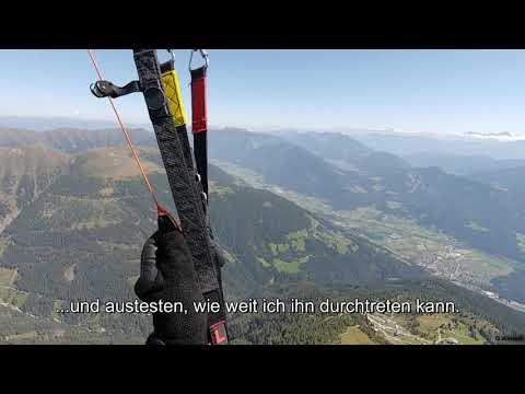 Gleitschirmfliegen In Greifenburg / Emberger Alm
