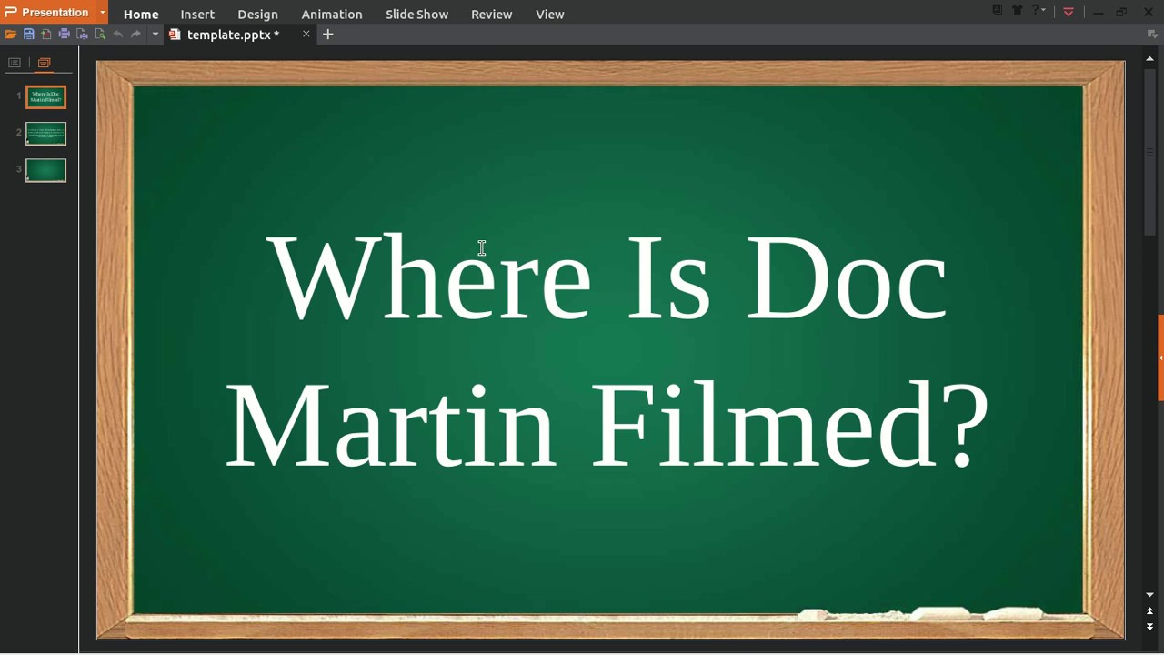 where is doc martin filmed youtube. Black Bedroom Furniture Sets. Home Design Ideas