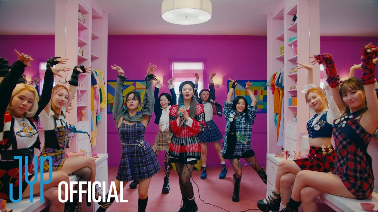 """Download TWICE """"The Feels"""" M/V"""