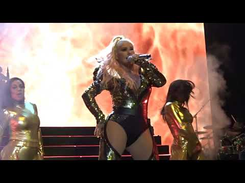 """Christina Aguilera - Dirrty"""", """"Vanity"""" And """"Express/Lady Marmelade - LIVE In Amsterdam 08.07.2019"""