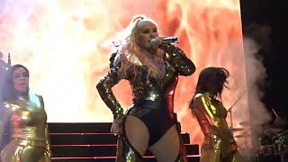 """Download Christina Aguilera - Dirrty"""", """"Vanity"""" and """"Express/Lady Marmelade - LIVE in Amsterdam 08.07.2019 Mp3 and Videos"""