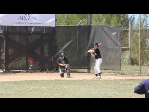 Youth Baseball YAO Ball Park Bermuda April 21 2012