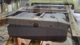 59 Chevy Apache C4 Corvette suspension build slideshow