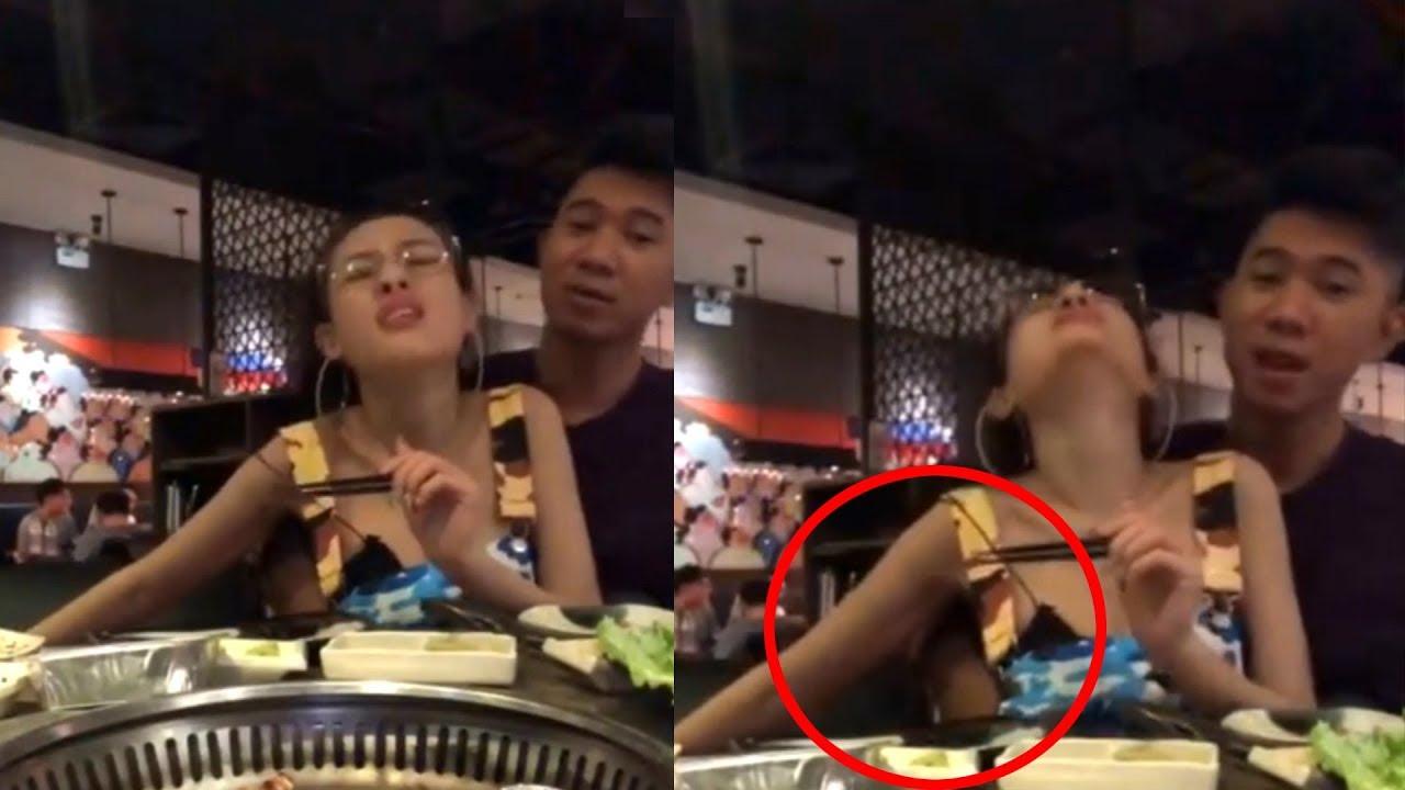 """Lương Bằng Quang lên tiếng giải thích về clip """"sờ ngực Ngân 98"""" khi đang livestream"""