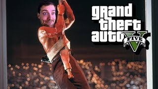 Tower of Cower - GTA 5 Funny Moments