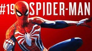 Zagrajmy w Spider-Man 2018 PL #19 - ZASADZKA SCORPIONA! - PS4 PRO