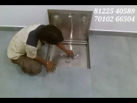 Hidden Secret Safety Locker Storage in Floor or Wall Design India +91 81225  40589 (WA)