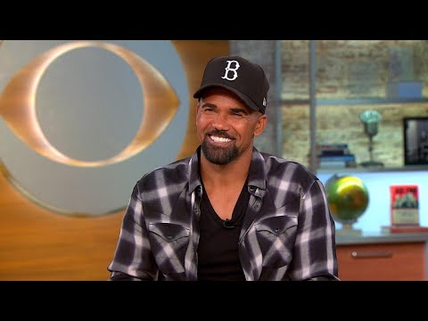 Actor Shemar Moore says